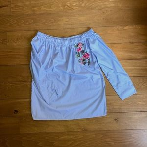 Off the sholder cute top